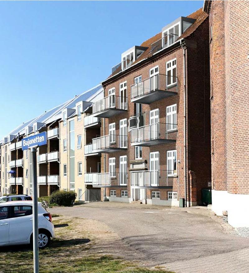 Opstart af byfornyelse i Fredericia